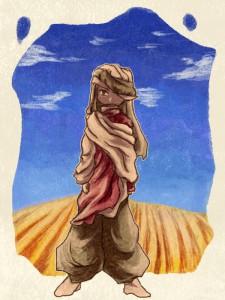 熱砂の案内人