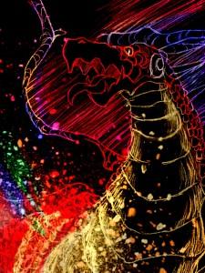 ワンドロ魔竜